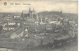 CPA / AK / PK   -  DIEST   Panorama - Diest