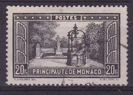 Monaco, Yvert N°134 Oblitéré - Cote 178 € - Monaco