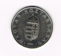 HONGARIJE  10 FORINT  1993 - Hongrie