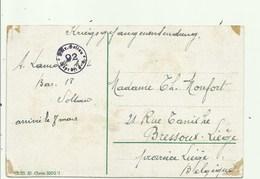 Soltau - Krijgsgevangenkamp , Oorlog 1914-18 - Soltau