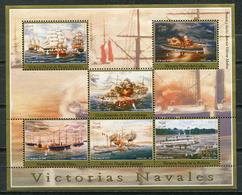 Peru 2005 / Ships MNH Barcos Bateaux Versand / Cu8020  41 - Barcos