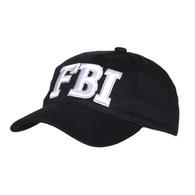 Casquette Noire FBI CAP US Federal Bureau Of Investigation INTERVENTION SECURITE - Headpieces, Headdresses