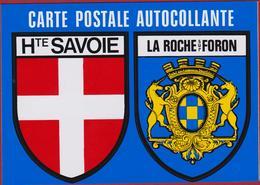 Sticker Autocollant Zwitserland Hte Savoie La Roche Sur Foron Switzerland Schweiz La Suisse Helvetia Aufkleber Adesivo - Stickers