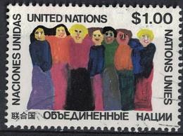 Nations Unies 1978 Oblitéré Used Personnes De Différentes Nationalités - Oblitérés