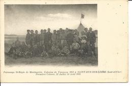 41 SAINT DYE SUR LOIRE Colonies De St Regis De Montmartre - France