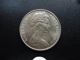 AUSTRALIE : 20 CENTS  1970  KM 66   SUP+ (non Circulé) - Monnaie Décimale (1966-...)