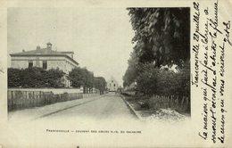 FRANCONVILLE COUVENT DES SOEURS NOTRE DAME DU CALVAIRE - Franconville