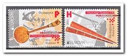 Wit Rusland 2014, Postfris MNH, Europe, Cept, Music Instruments - Wit-Rusland