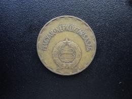 HONGRIE : 2 FORINT  1971 BP   KM 591    TTB - Hungary