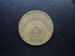 HONGRIE : 2 FORINT  1976 BP   KM 591    TTB - Hungary