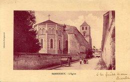 BARBEZIEUX - Francia
