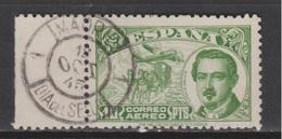 1945 SERIE AÉREA CONDE SAN LUIS USADO MATASELLOS PRIMER DÍA. +37 €. PRECIOSO - 1931-Aujourd'hui: II. République - ....Juan Carlos I