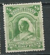 Cote Du Niger     - Yvert N° 27 *     -   Bce 14333 - Nigeria (...-1960)