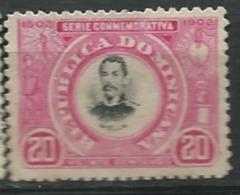 Dominicaine       - Yvert N° 115 (*)    -   Bce 14336 - Dominicaine (République)