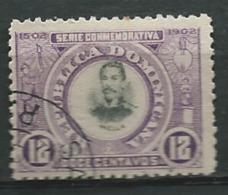 Dominicaine       - Yvert N° 114  Oblitéré    -   Bce 14337 - Dominicaine (République)