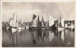 Finistère : CONCARNEAU : Avant Le Départ Pour La Haute Mer - Concarneau