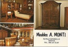 K 1132  BASTIA  MEUBLE MONTI - Bastia