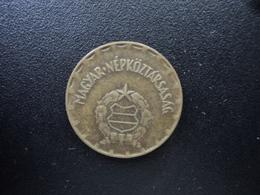 HONGRIE : 2 FORINT  1982 BP   KM 591    TTB - Hungary