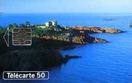 Télécarte 50 : Au Fil Des Saisons Paysage Maritime - Paysages