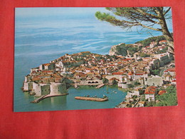 Pan Am        Going To Europe Yugoslavia Dubrovnik----ref 2955 - Slovenia
