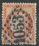 Lot N°42433  Variété/n°38, Oblit GC 1053 Clermont-Ferrand, Puy-de-Dôme (62), Filet EST - 1870 Siege Of Paris