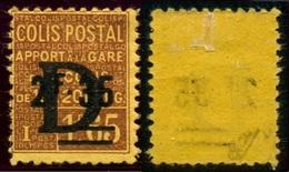 France Colis-Postaux N° 131 Neuf * - Signé Calves - Cote 850 Euros - TB Qualité - Colis Postaux