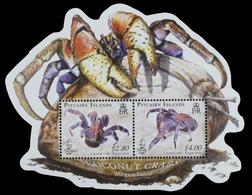 Pitcairn 2009 - Mi-Nr. Block 51 ** - MNH - Palmendieb / Coconut Crab - Autres - Océanie