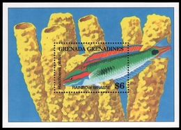 Grenada-Grenadinen 1994 - Mi-Nr. Block 314 ** - MNH - Fische / Fish - Grenade (1974-...)