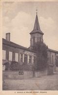 ORNY  Ecole Et Eglise - France
