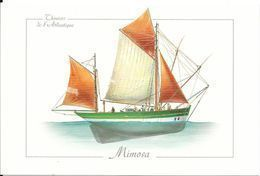 ***** Thoniers De L'Atlantique - Mimosa - Visvangst