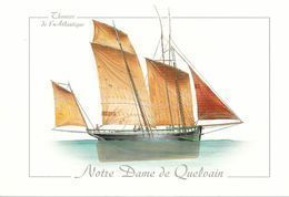 ***** Thoniers De L'Atlantique - Notre Dame De Quelvain - Pesca