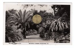 S6374 AUSTRALIA MELBOURNE BOTANICAL GARDENS THE ROSE SERIES - Melbourne
