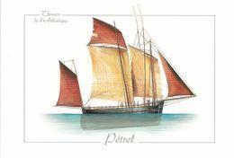 ******* Thoniers De L'Atlantique - Pétrel - Pesca