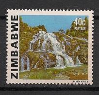 Zimbabwe - 1983 - N°Yv. 49 - Chutes Boundi - Neuf Luxe ** / MNH / Postfrisch - Zimbabwe (1980-...)