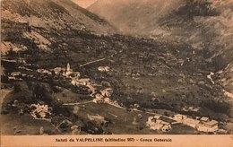 Aosta Saluti Da Valpelline Conca Generale - Italien