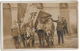 CARTE PHOTO DES CONSCRITS DE GRENTZINGEN - France