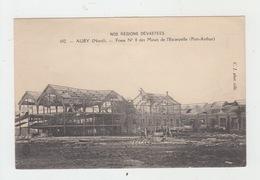 59 - AUBY / FOSSE N°8 DES MINES DE L'ESCARPELLE (PORT ARTHUR) - France