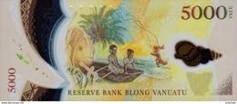 VANUATU P. 19 5000 V 2017 UNC - Vanuatu