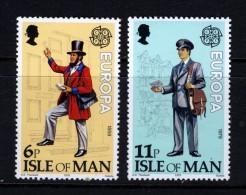 GB ISLE OF MAN IOM - 1979 EUROPA SET (2V) FINE MNH ** SG 148-149 - Isle Of Man