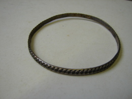 MW. 161. Bracelet En Argent 825. 8 Grammes - Bracelets