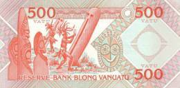 VANUATU  P. 5a 500 V 1993 UNC - Vanuatu
