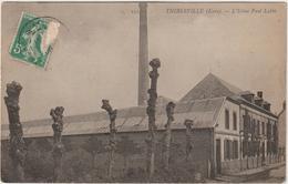 THIBERVILLE ( Eure ) - L'Usine Paul Labbé. - Other Municipalities