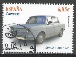 Spain 2012. Scott #3853d (U) 1961 Simca 1000, Automobile * - 1931-Aujourd'hui: II. République - ....Juan Carlos I