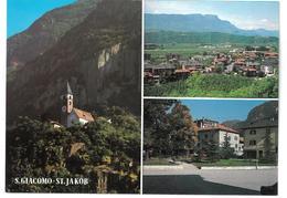 Trentino San Giacomo S. Jakob (Bolzano) 3 Vedute Non Viaggiata - Bolzano