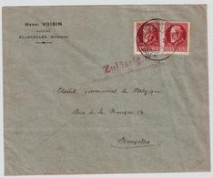 Belgien , 1918, Etapes, Timbres De Baviere  , #a504 - [OC26/37] Staging Zone