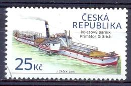 CESKA   (COE  051) - Oblitérés