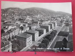 Italie - Brescia - Via XX Settembre E Veduta Parziale - CPSM 1958 - Scans Recto-verso - Brescia