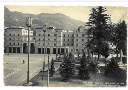 Trentino Bolzano Piazzale Della Vittoria (Particolare) Viaggiata 1946 - Bolzano