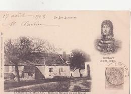CPA - LABASTIDE-MURAT - Maison Natale Du Roi MURAT - France
