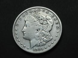 1 One Dollar 1921 - MORGAN - Silver - Etats-Unis - United States - USA  **** EN ACHAI IMMEDIAT **** - Federal Issues